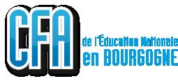 Logo du CFA de l'Éducation nationale de l'académie de Dijon