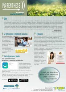 Lettre d'information sur le bien-être au travail du GRETA 21